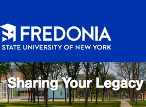 Fredonia - Sharing Your Legacy