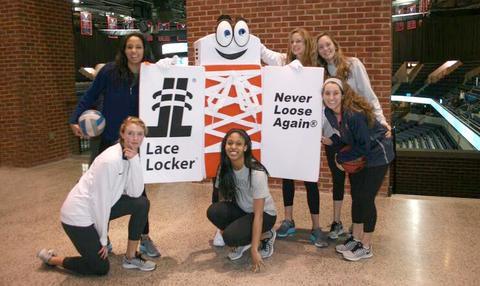 LaceLocker LOCKIT Never Loose Again