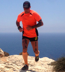 Swedish Runner Remy Brandefalk Places Second at the Cyprus Ultra 135