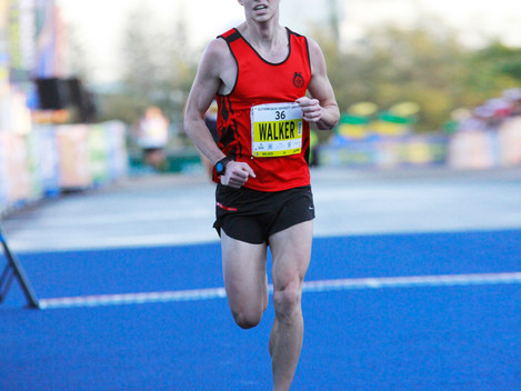 Nick Walker Finishes Top 10 In The Gold Coast Southern UNI 10K