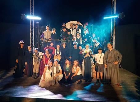 Curtain Falls on KTC's Romeo & Juliet