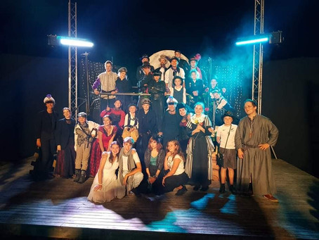 Curtain Falls on KTC's Romeo & Juliet