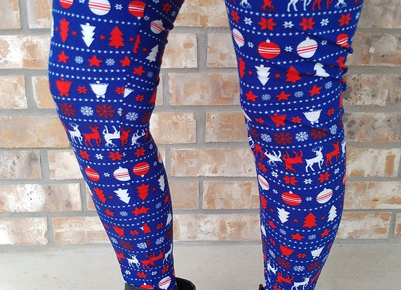 Red White & Blue Christmas