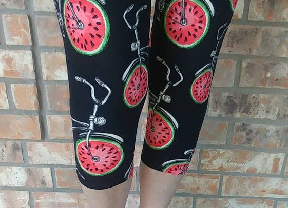 Watermelon Cycles