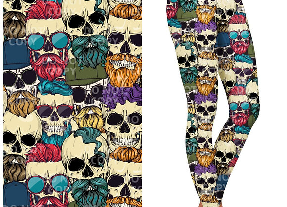 Beard Life Leggings