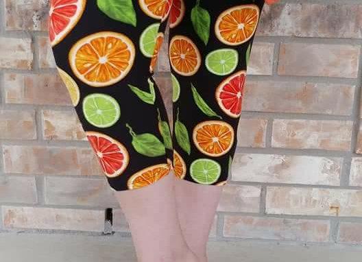 Citrus Capris