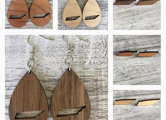 Tennessee Handmade Earrings
