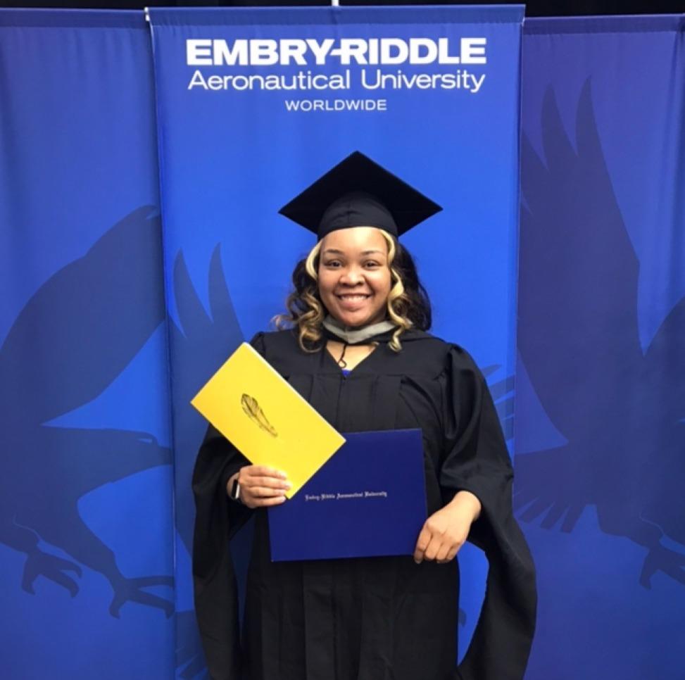 2019 Graduate - Briana Davis