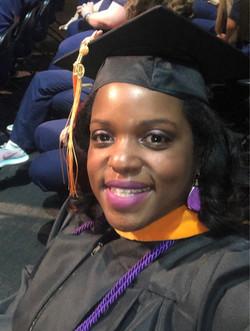 2019 Graduate - Monet Wade