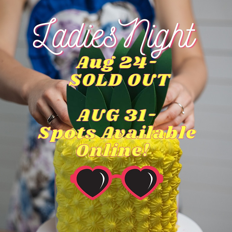 AUG 31 Ladies night-2