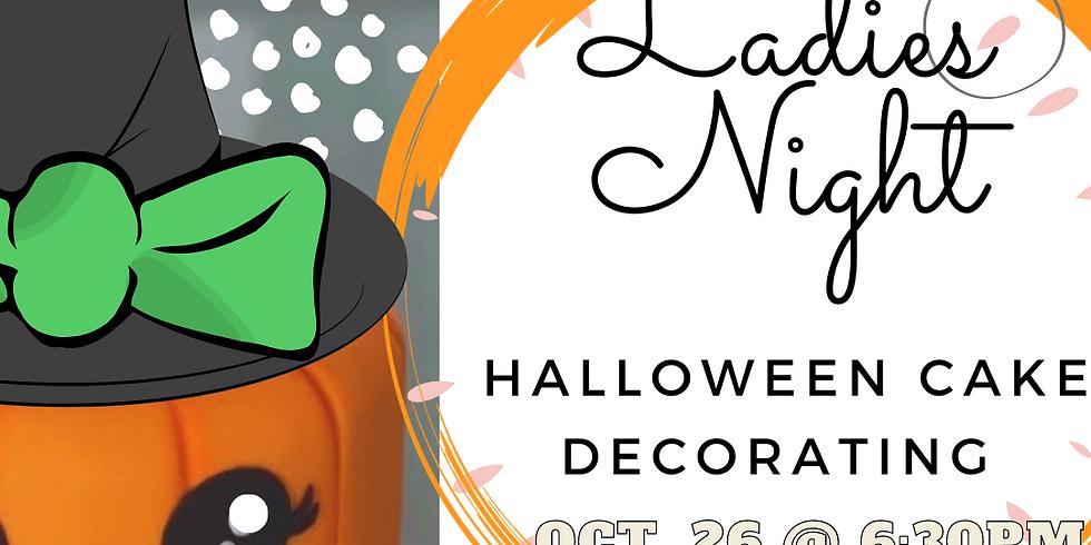 October Ladies Night
