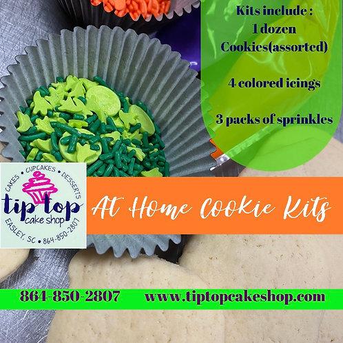 Halloween Cookie kits!
