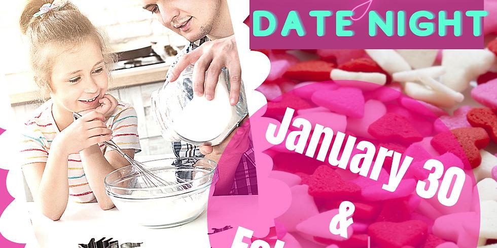 Feb 6 Daddy Daughter Date Night