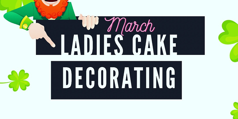 March Ladies Night!