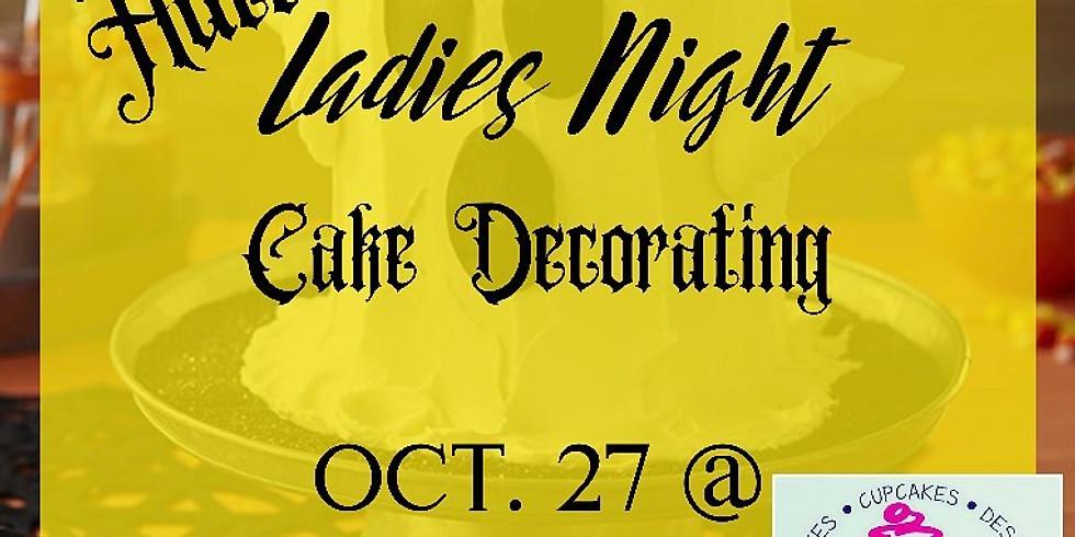 Halloween Ladies Night
