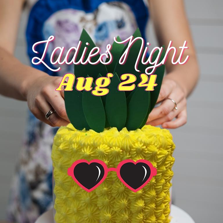 Ladies Night August