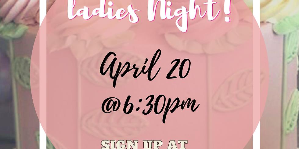 April Ladies Night