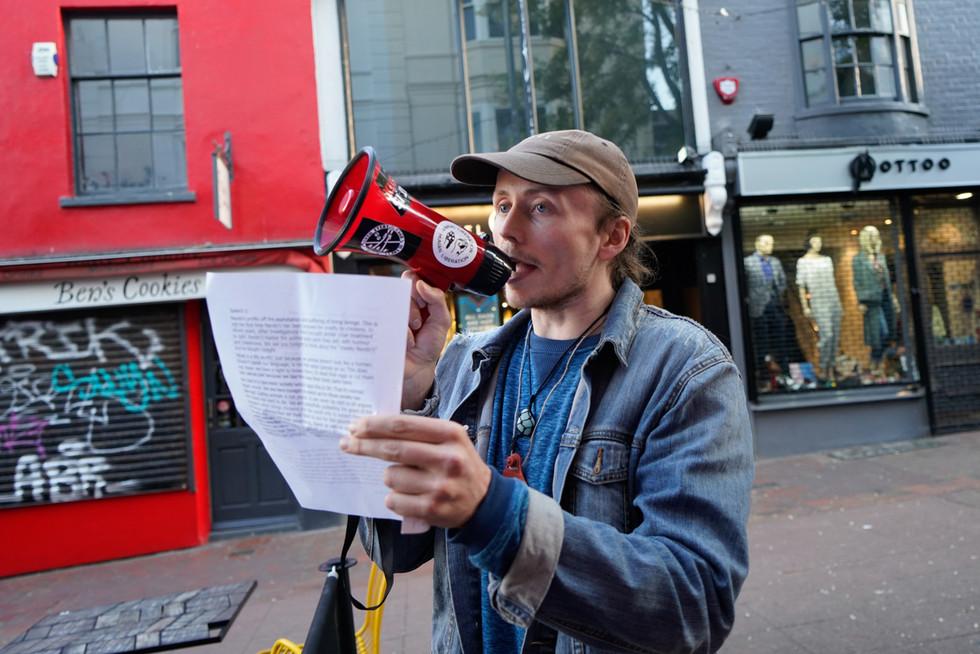 Occupy Nando's 2