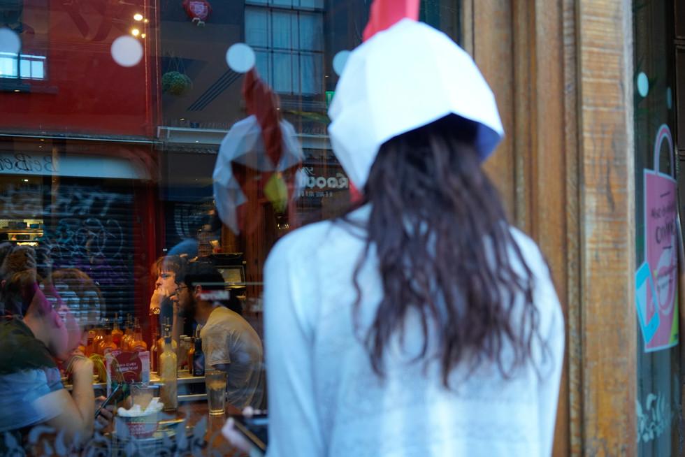 Occupy Nando's