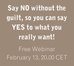 Free Webinar on Resilience