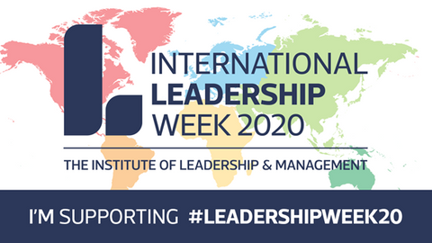 Join Us at the International Leadership Week 2020!