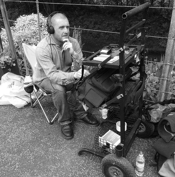 Craig Rihoy sound recordist