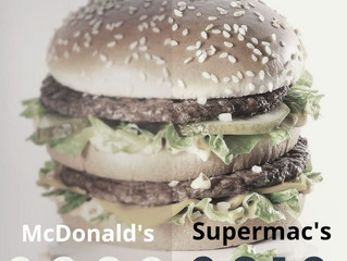 McDonald's vs Supermac's: What's the Beef?