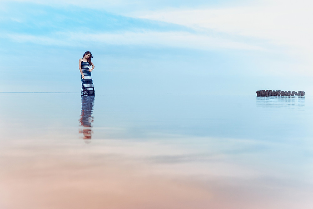 Фотосессия на озере Эльтон. Фотограф Водолазький