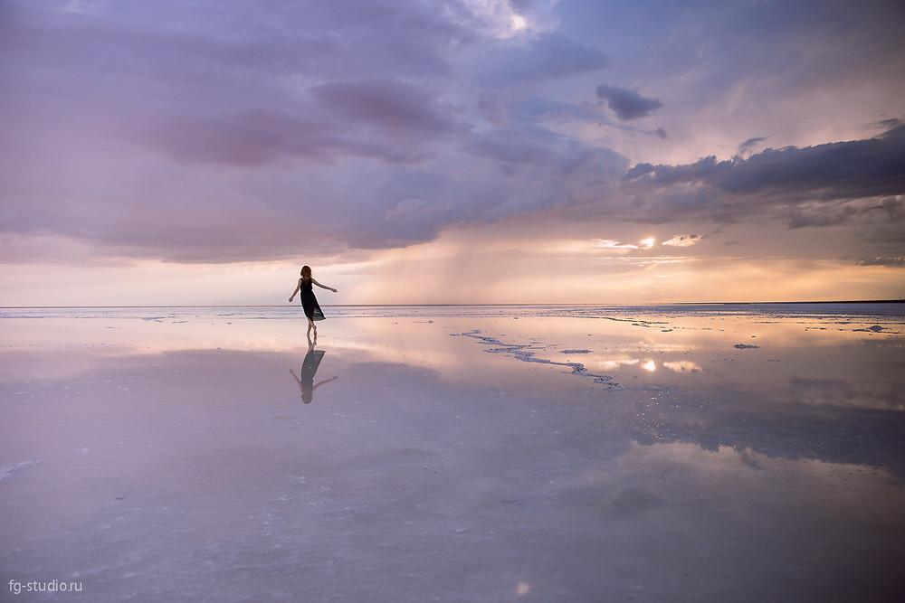 Фототур на озеро Эльтон. Фотошкола ФотографиКа.