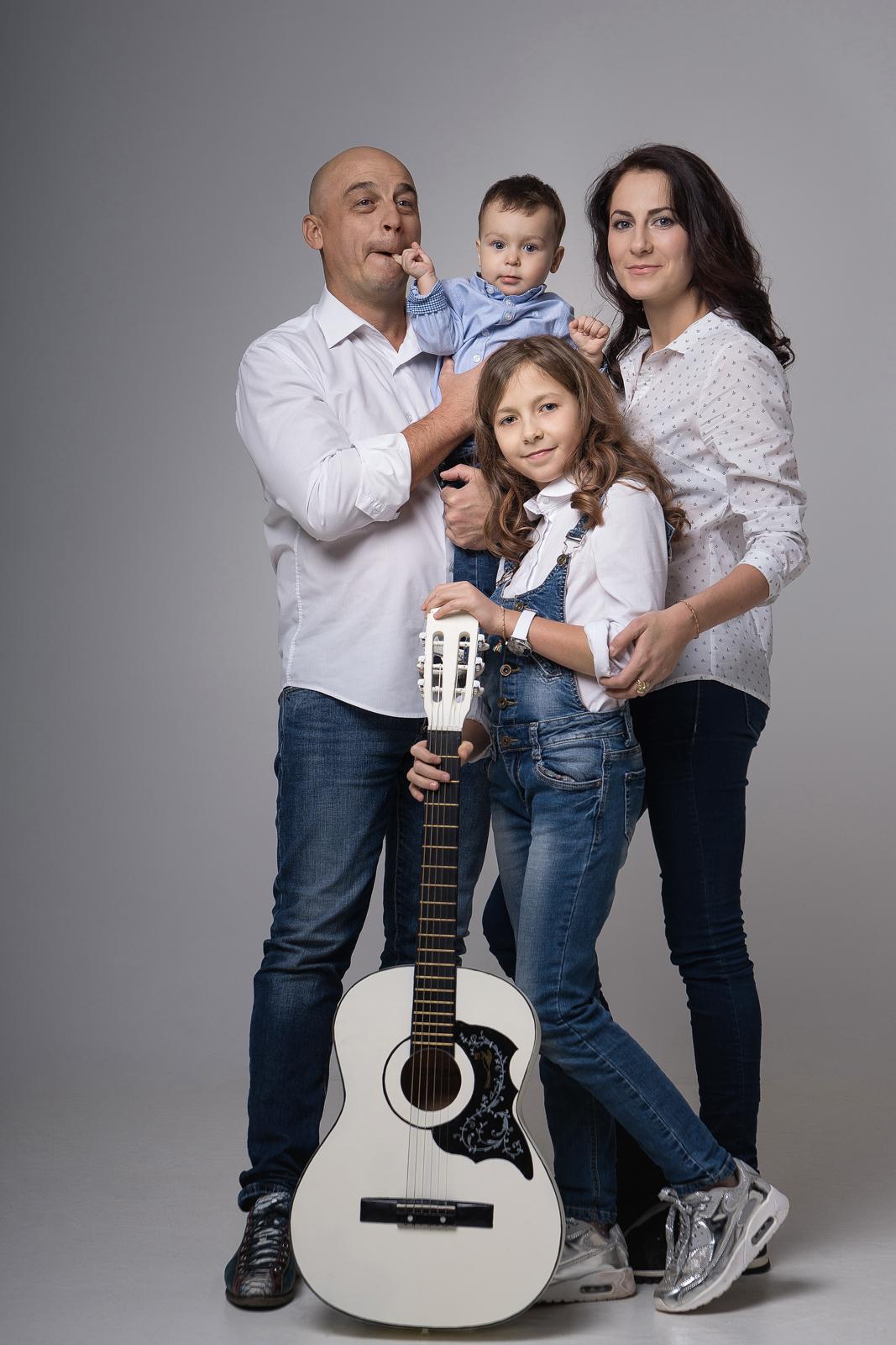 Семейная фотосесия