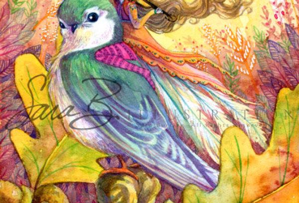 Sparrow's Song