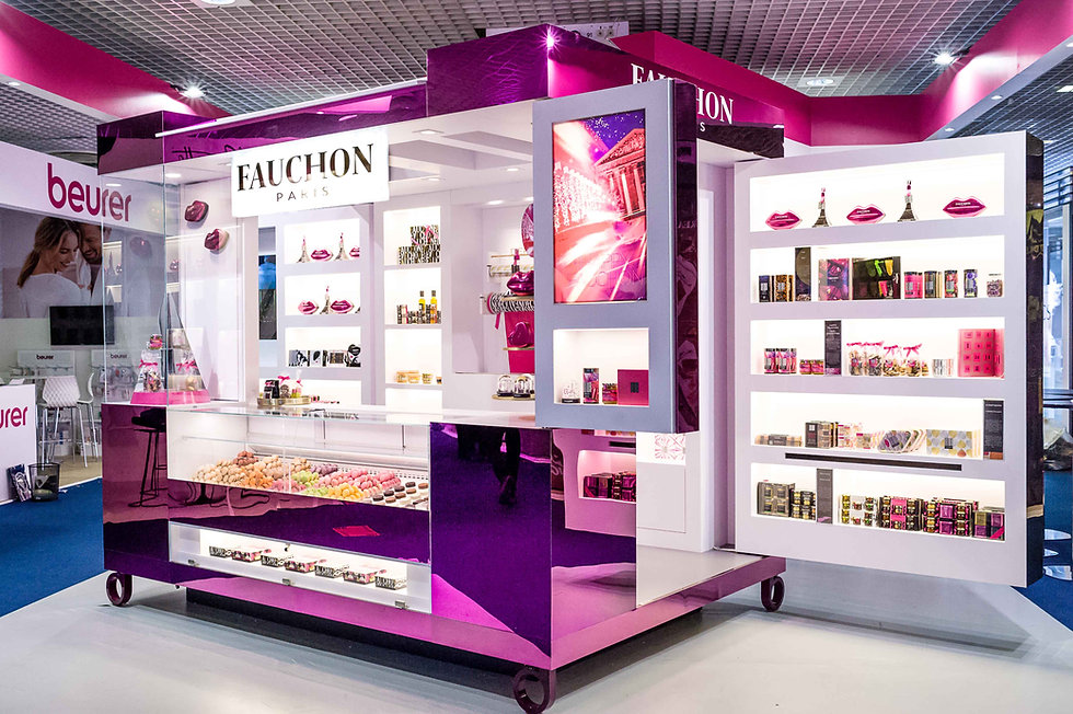 ARGOS Retail - Box FAUCHON