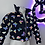 Thumbnail: *Colored Lining* Butterfly Fly Glo Bubble Coat
