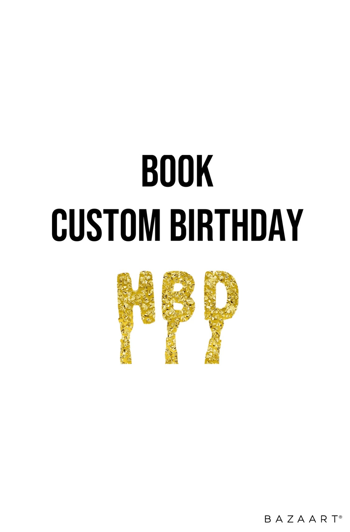 Custom Birthday Outfit Consultation