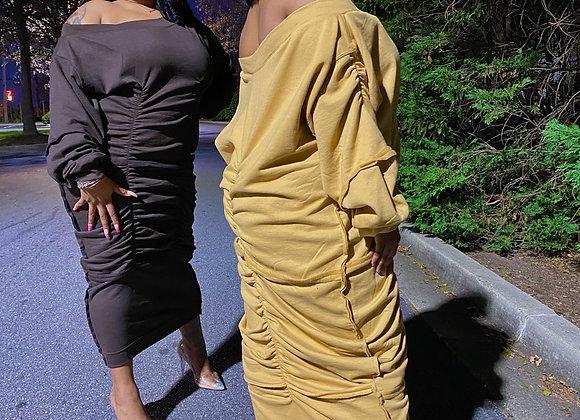 Stackiana Maxi Dress