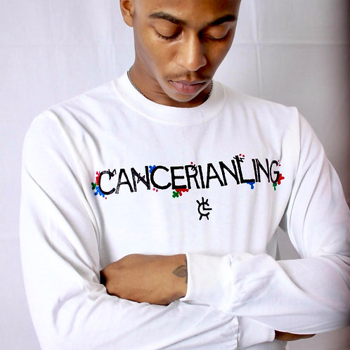 CancerianLing graphic tee