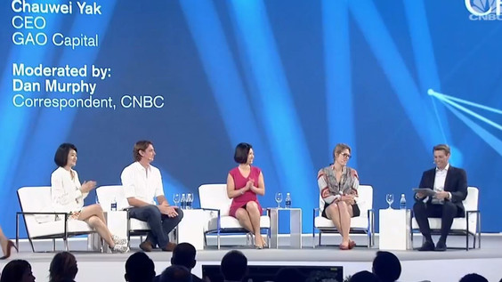 When Millennials Rule: CNBC Int'l with Credit Suisse