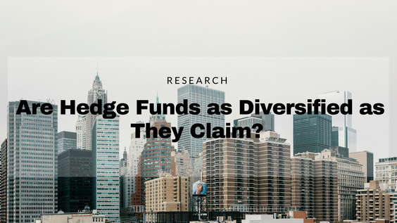 Are Hedge Funds as Diversified as They Claim?