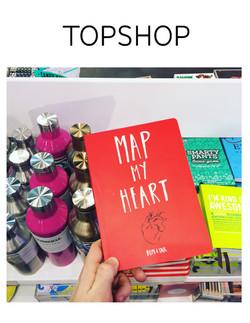 My book hits TOPSHOP