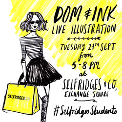 Selfridges Student Night Out