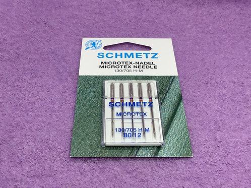 Schmetz Microtex Nadel Stärke 80