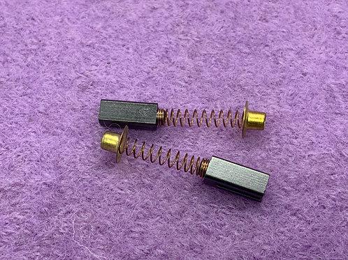 Kohlebürste 4x5 für Motor-YM4017- Singer 14u und 14SH Overlock