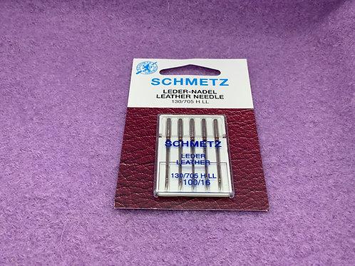 Schmetz LEDER Nadel Stärke 100