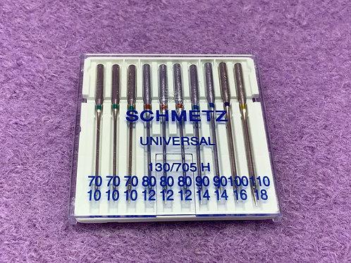 Schmetz Universal Nadel Stärke 70 bis 110
