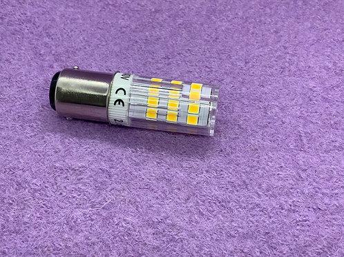 LED Glühbirne LED Lampe ,51 LED- Steckfassung/ Bajonettfassung