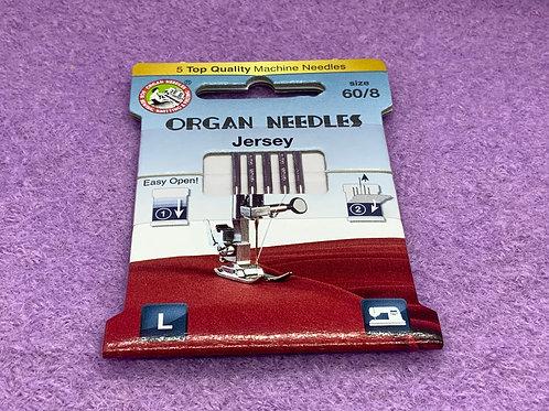 Organ Jersey Nadel stärke 60
