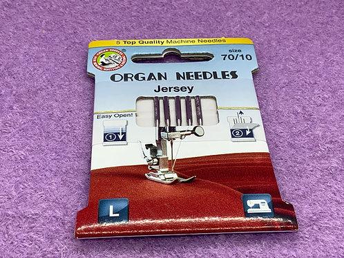 Organ Jersey Nadel stärke 70