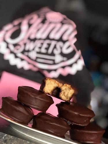 Tagalong mini donuts (6)