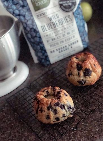 Blueberry Bundt Cake (1)