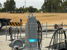 Kwinana Sewage Pumping Station